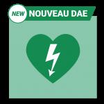 Nouveau DAE à Saint Jean de Nay